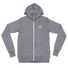 Load image into Gallery viewer, Unisex zip hoodie - Limonada LA Logo