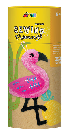 Flamingo sewing kit- Reduced from £10.50 to £9.99