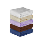Master Massage Luxury Microfiber Massage Table Cover purple