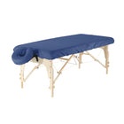 Master Massage Luxury Microfiber Massage Table Cover royal blue