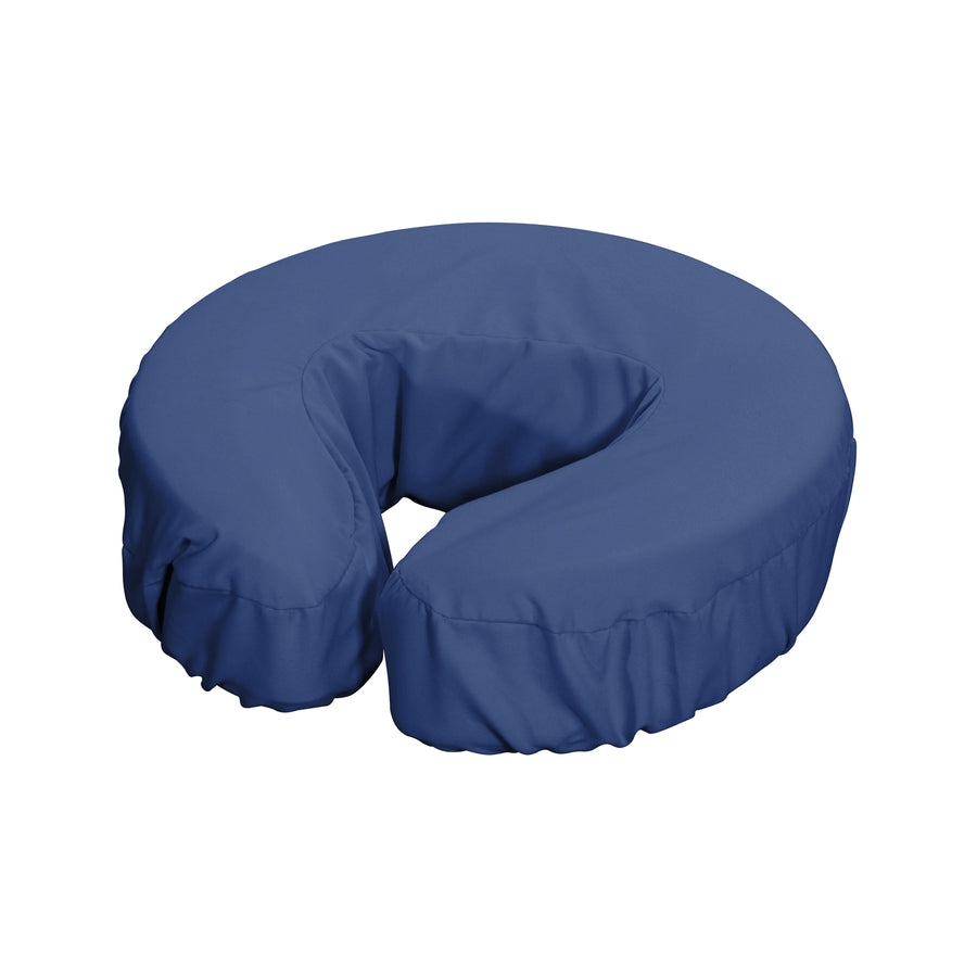 Master Massage Microfiber Face Cushion Cover royal blue 12pc