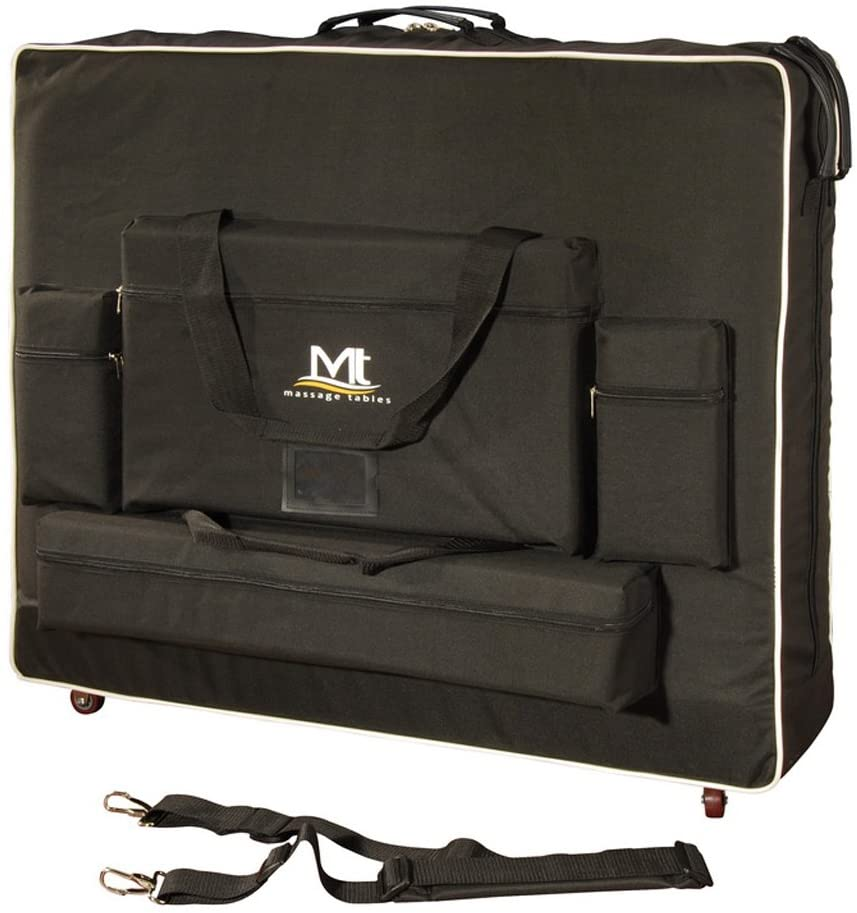 "Massage Carrying Case with Wheels for 30"" Massage Table"