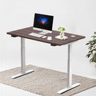 Hi5 Electric Height Adjustable Standing Desks with Rectangular Tabletop (63