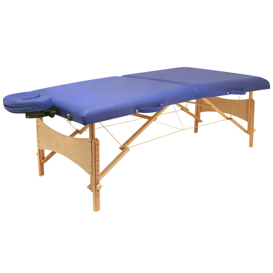 "Master Massage 27"" BRADY™ Portable Massage Table Package - Convenient Size Makes it GREAT for On-the-Go Therapists!"