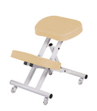Master Ergonomic Steel Kneeling  Chair Cream