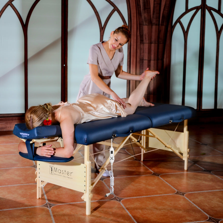 "Master Massage 30"" CORONADO™ Portable Massage Table foldable massage table beauty salon bed"