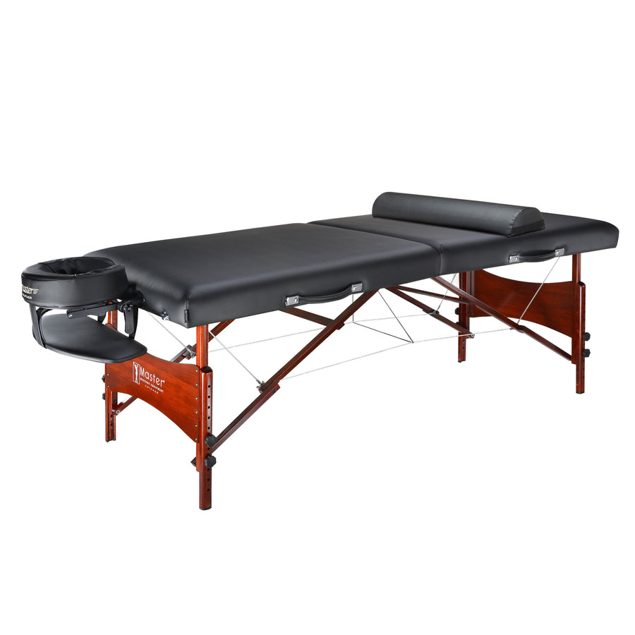 "Master Massage 30"" Roma™ LX folding massage table salon table beauty table"