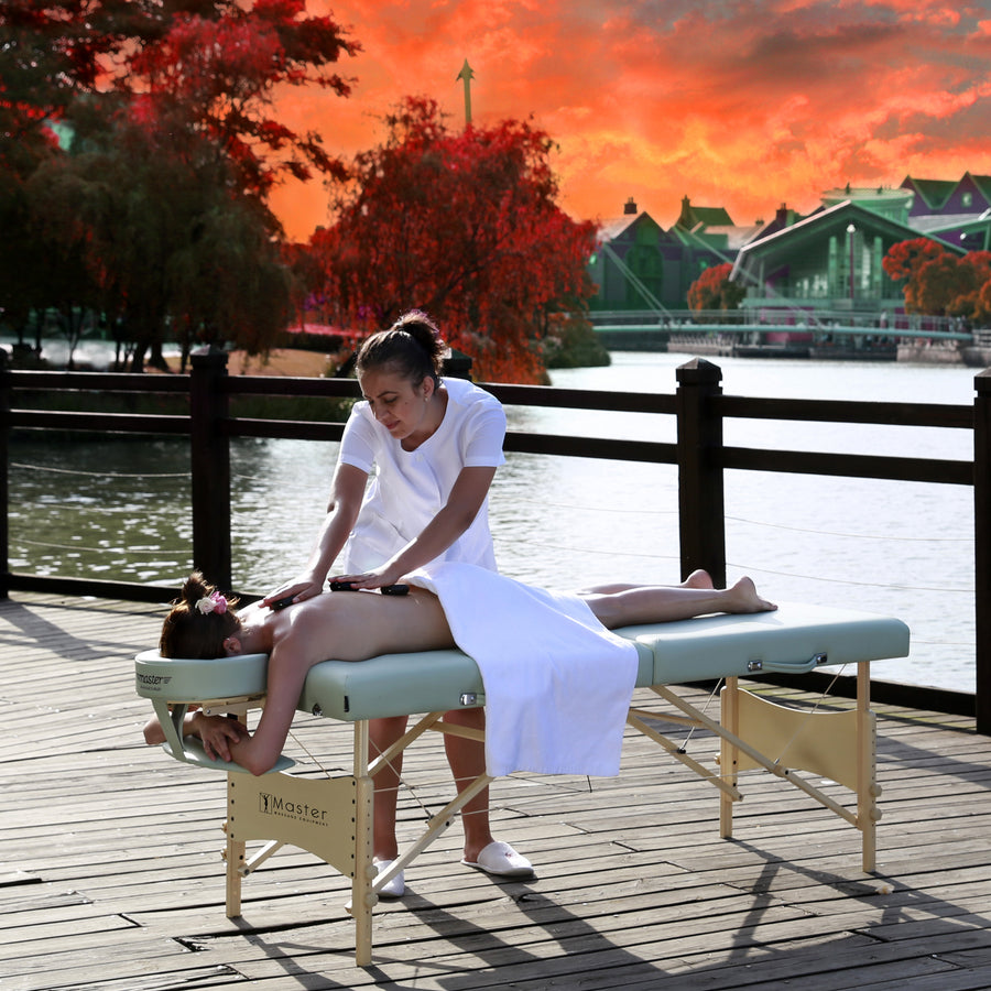 "Master 28"" Paradise Portable massage table"
