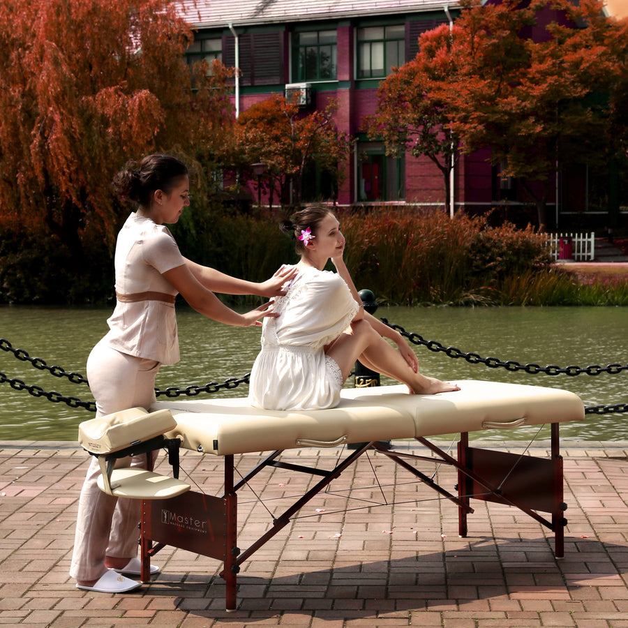 Master  Massage Table Portable Massage Table Folding Massage Table Facial bed
