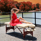 Master Portable Massage Table Therma top memory foam  Top Massage Table