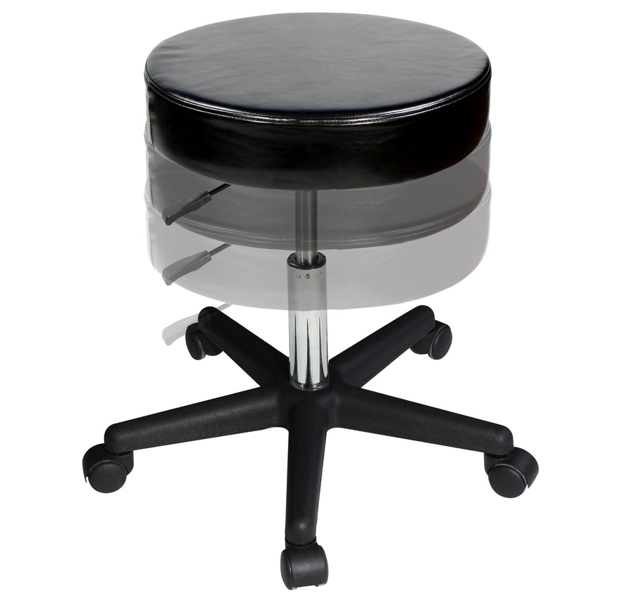 Master Massage Beauty Rolling Stool Swivel Stool Salon Stool
