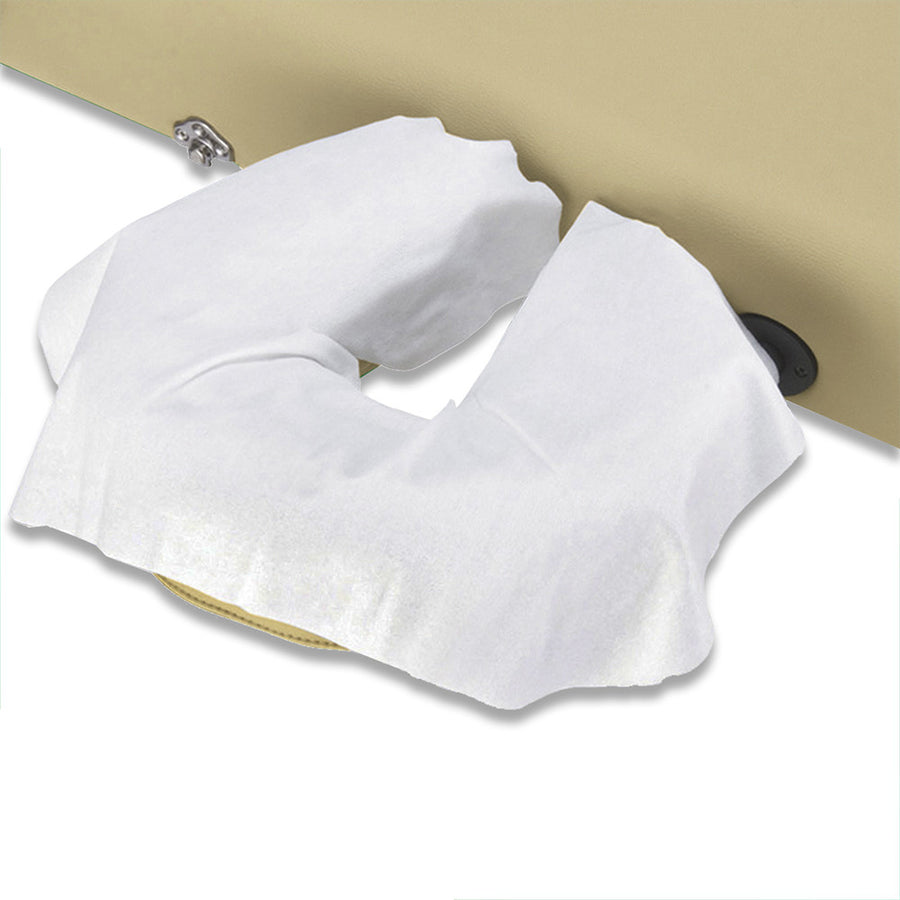 Master Massage Disposable Face Pillow Covers
