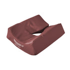 Master Massage Ergonomic Dream Face Cushion Pillow Memory Foam Universal Headrests Cradle - Burgundy
