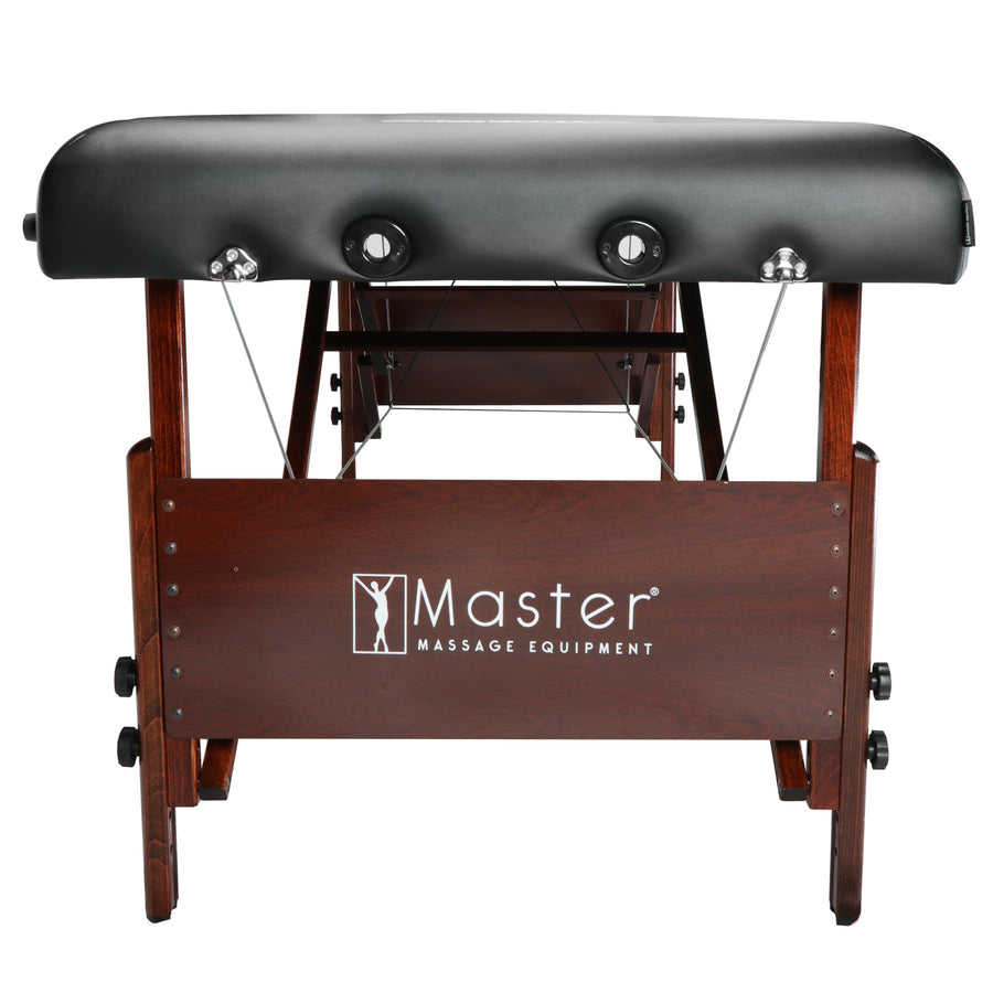 "Master Massage 30"" DEL RAY™ Massage Table Portable Massage Table Folding Massage Table Foldable Massage bed Wood massage bed Spa Table Salon table Beauty Table Tattoo table"