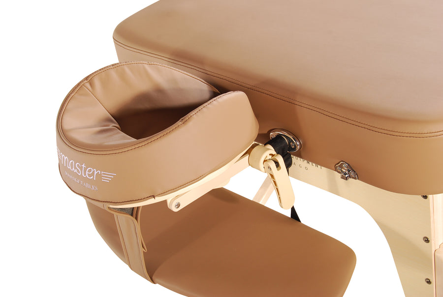 "Master Massage 30"" Phoenix Massage Table head set"