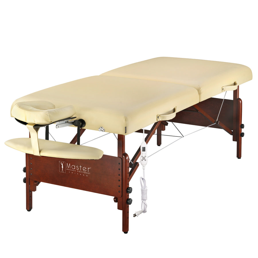 "Master Massage 30"" DEL RAY™ Portable Massage Table wood massage table facial table"