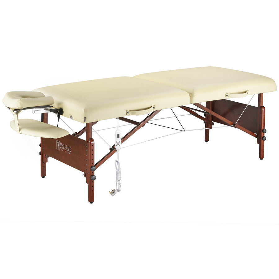 "Master Massage 30"" DEL RAY™ Portable Massage Table wood massage table facial table salon table"