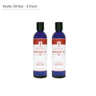 Master Massage exotic organic Aromatherapy Massage Oil pack of 2