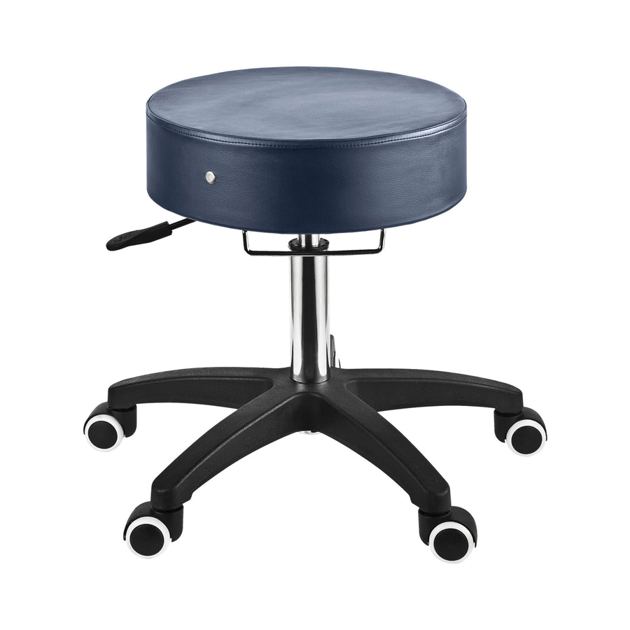 Master Adjustable Rolling Stool Swivel Stool Salon Stool