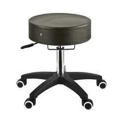 Master Massage Glider Stool black