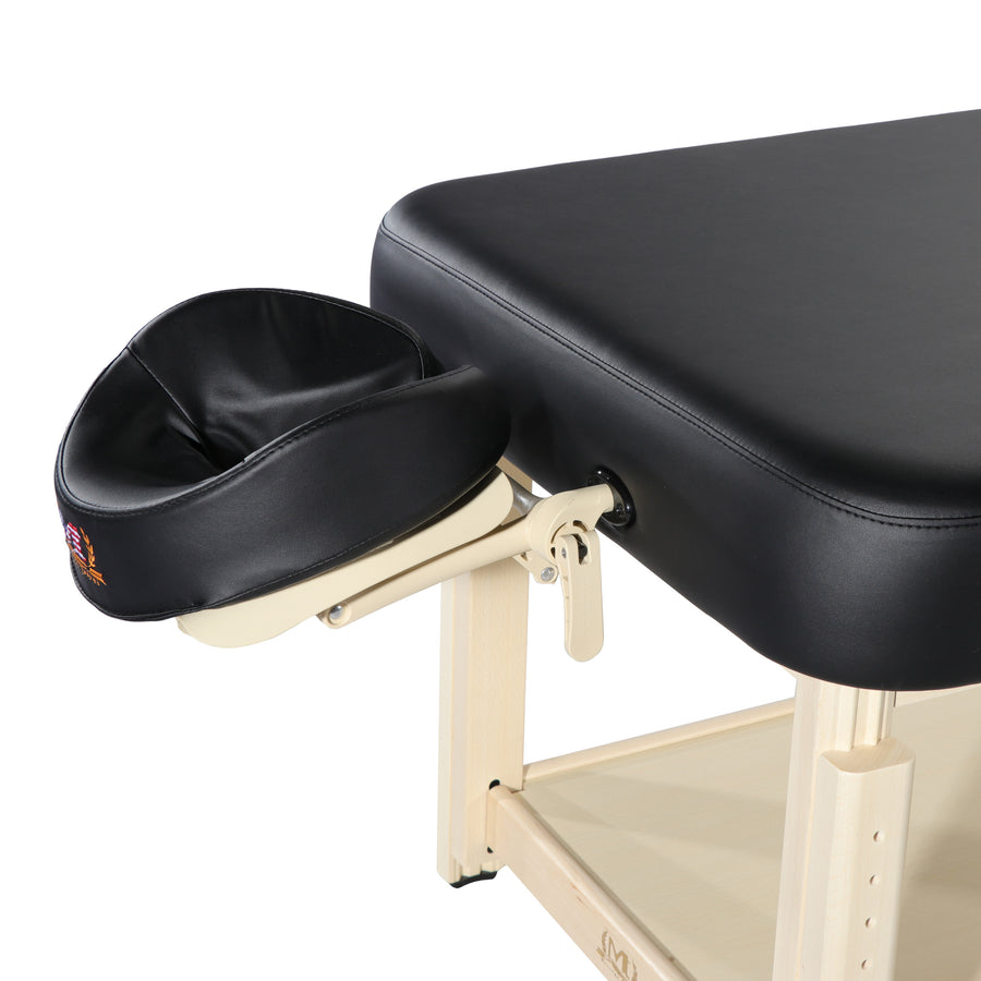 "Master Massage 30"" Harvey Comfort Stationary Table"