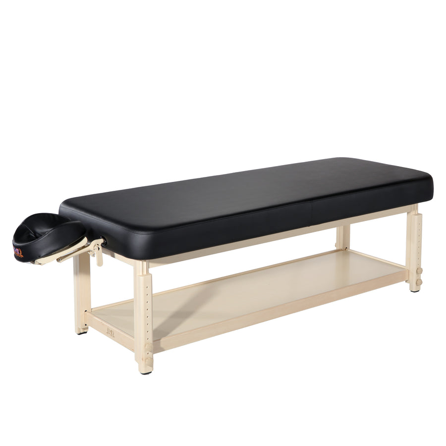 "Master Massage 30"" Harvey Comfort Stationary Salon Table"