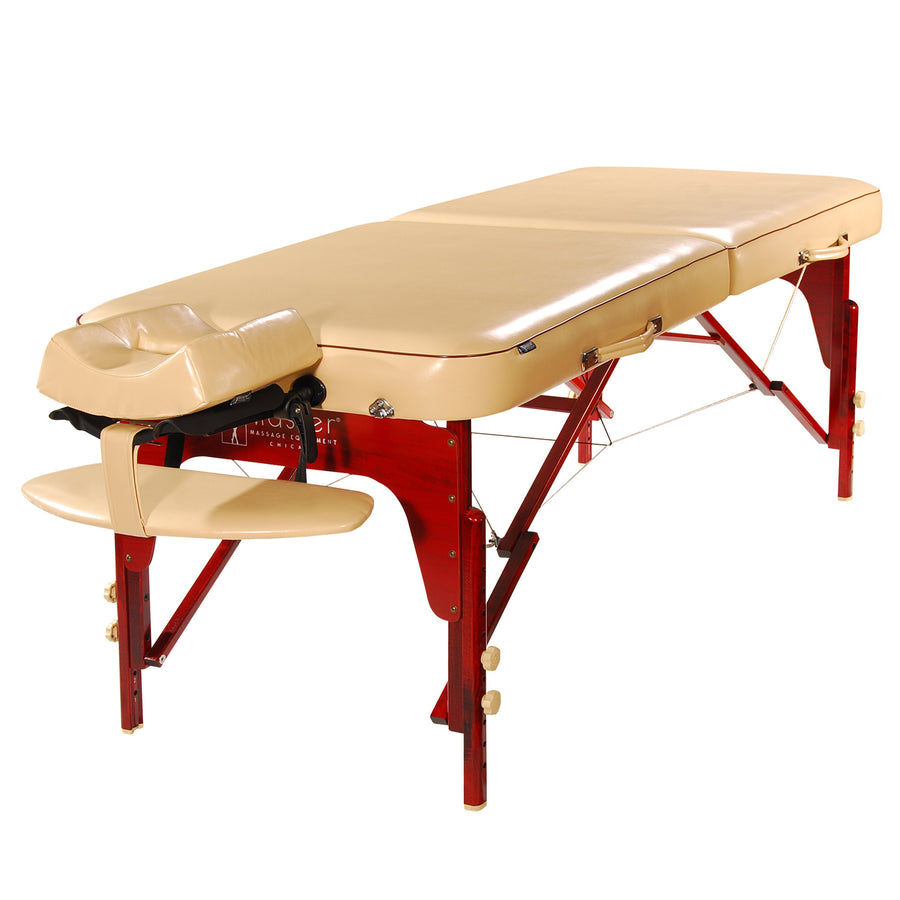 "Master Massage 30"" Massage Table Portable Massage Table Folding Massage Table Foldable Massage bed Wood massage bed Spa Table Salon table Beauty Table Tattoo table"