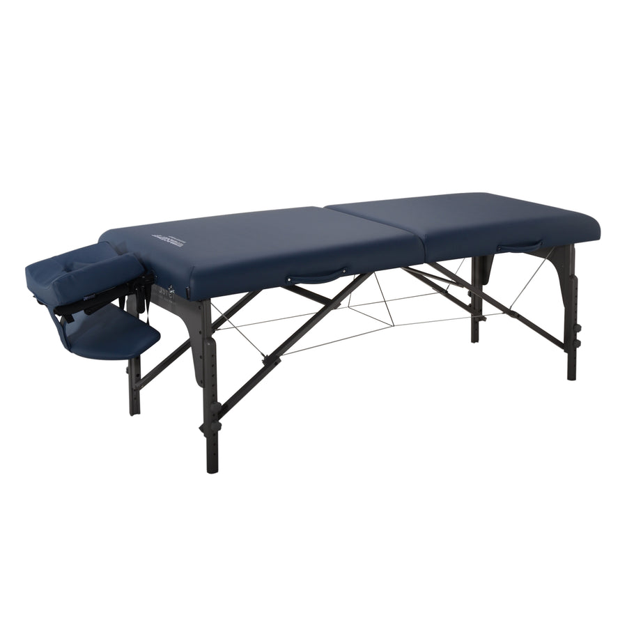 "Master  31"" Montclair Wooden Table Royal blue"