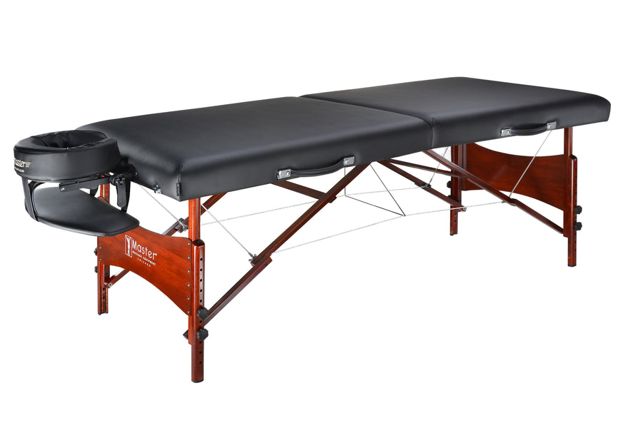 Master massage bed portable massage table high density foam massage table