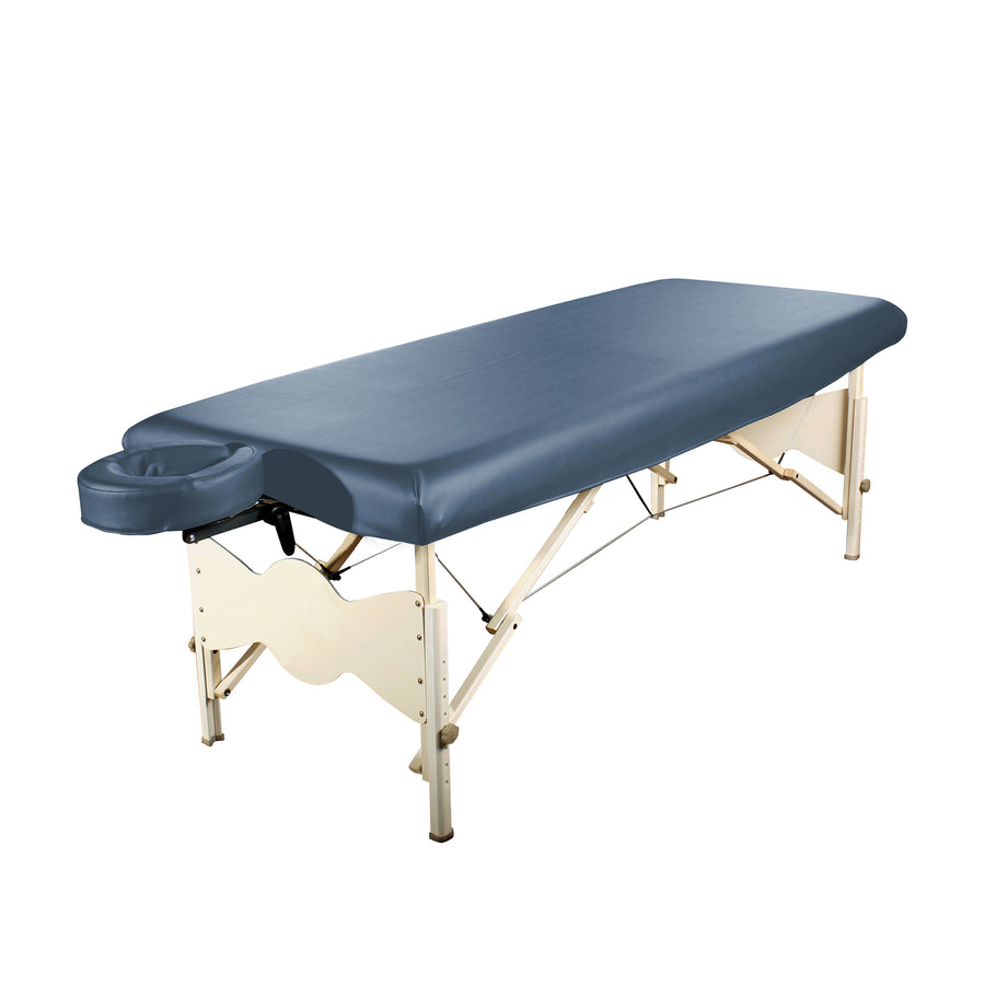 Master Massage Universal Fabric Fitted PU Vinyl leather Protection Cover for Massage Tables