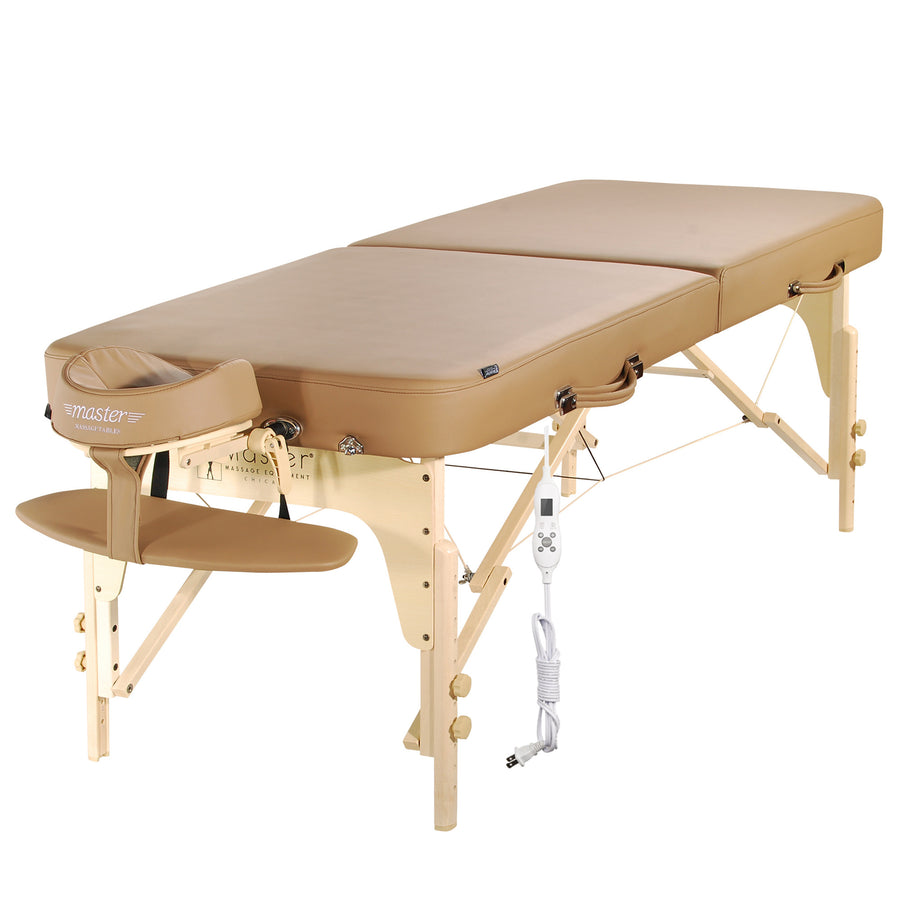 """Master Massage 30"""" Phoenix™ Portable Massage Table Package with ... for Massage Bed Top View  570bof"""