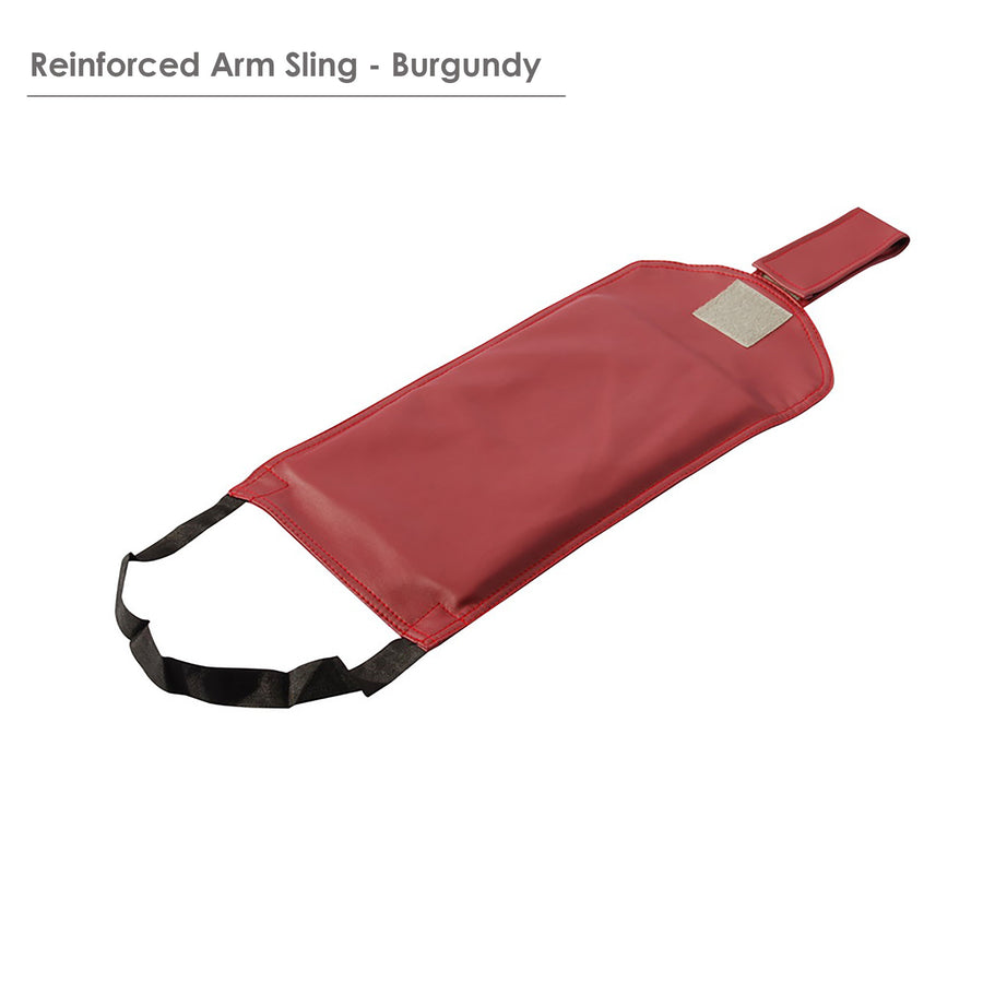 Master Massage Professional Massage Arm Sling for table burgundy