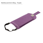 Master Massage Professional Massage Arm Sling for table purple