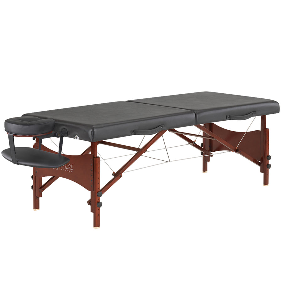 "Refurbish Master Massage 30"" Roma II Portable Massage Table Deluxe Package"