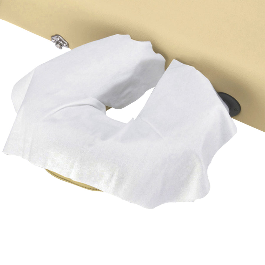 stationary massage table head rest pillow