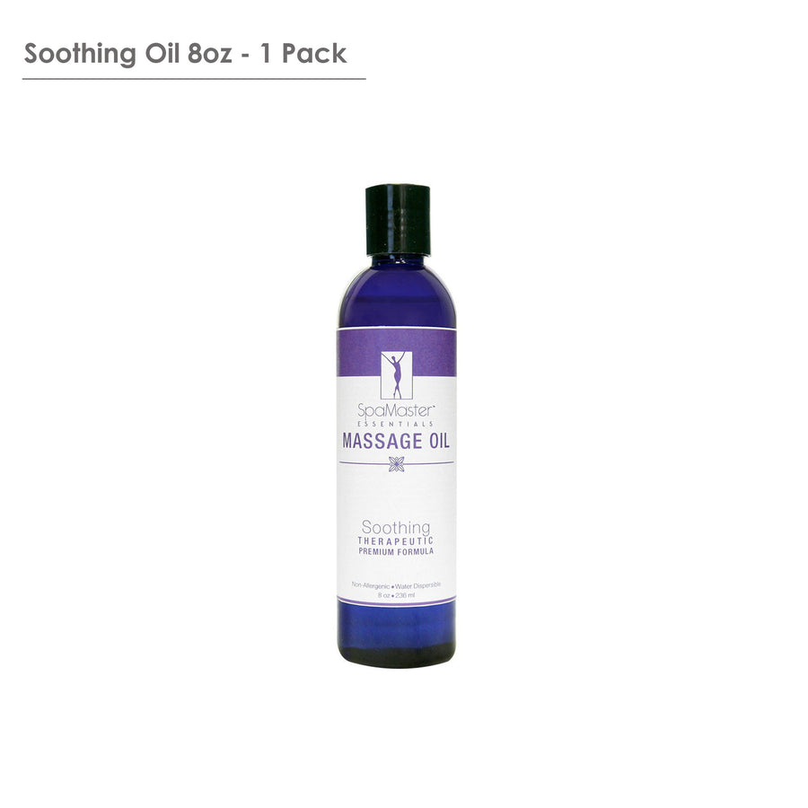 Master Massage  Soothing Aromatherapy Massage Oil