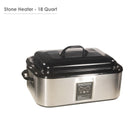 Master Massage 18 Quart Massage Stone Warmer Heater