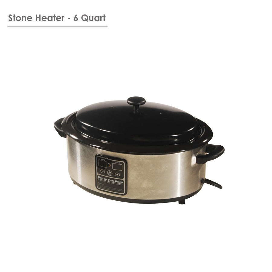 Master Massage Stone Warmer Heater & Hot Stone Heater