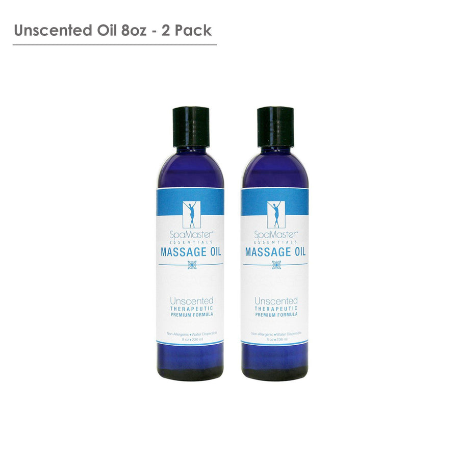 Master Massage Exotic therapy Massage Oil pack of 2