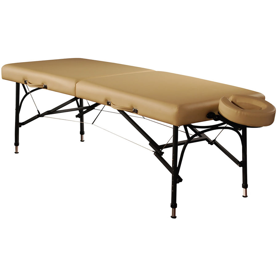 "Master Massage 28"" Massage Table Portable Massage Table aluminum massage table Folding Massage Table Metal Massage table lightweight massage table Spa Table Salon table Beauty Table Tattoo table"