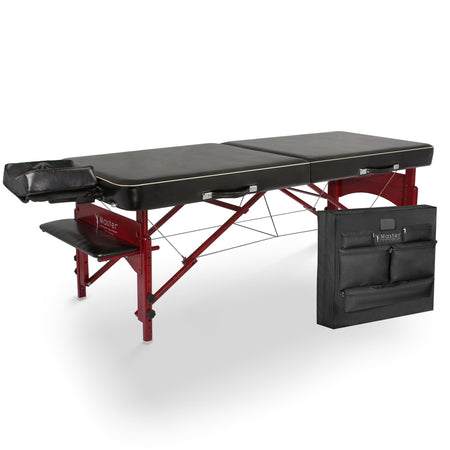 "Master Massage 29"" Massage Table Portable Massage Table aluminum massage table Folding Massage Table Metal Massage table lightweight massage table Spa Table Salon table Beauty Table Tattoo table"