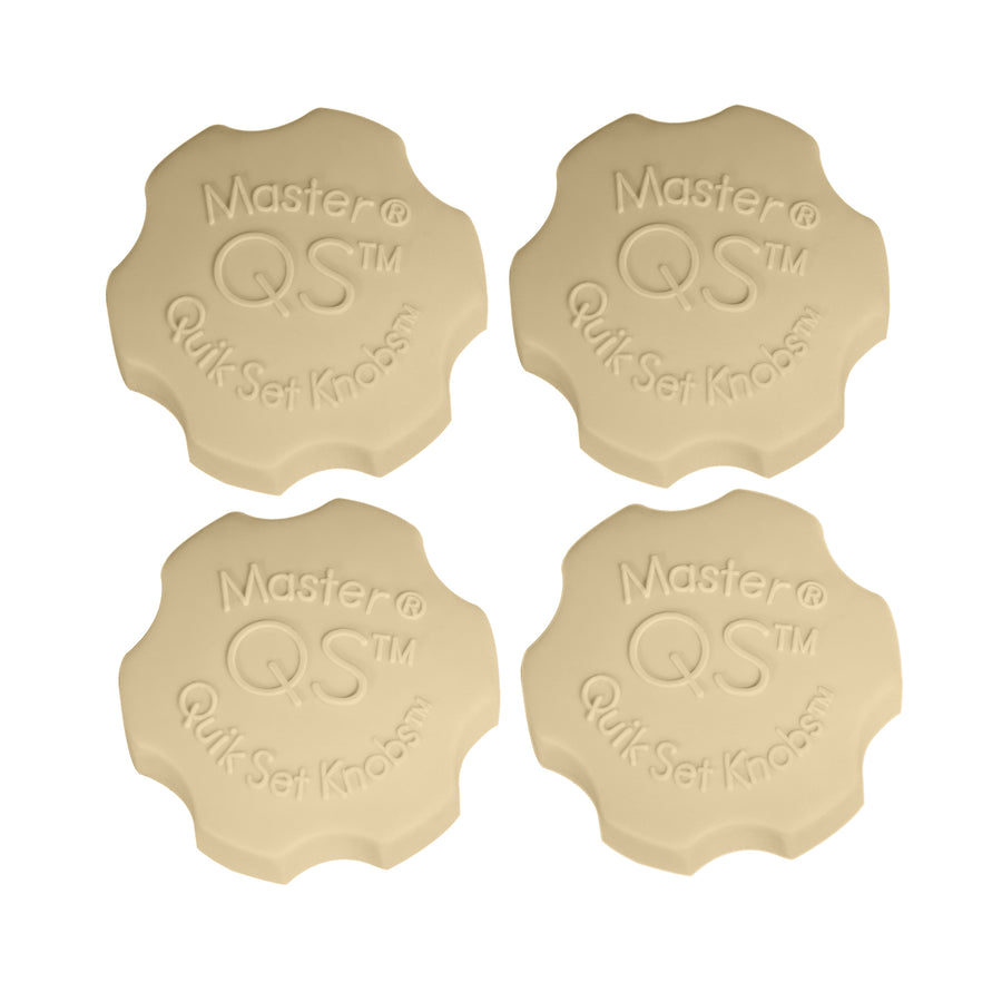 Master Massage table Knobs  cream