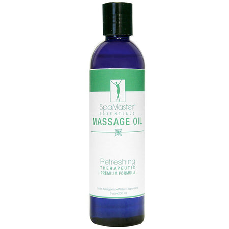 Master Massage - Refreshing Aromatherapy Massage Oil - Choose from 4 Quantity Options!