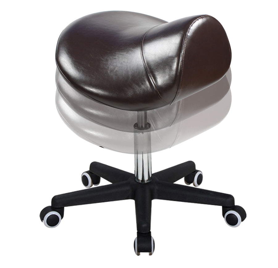 Master Massage Ergonomic Saddle Stool Massage Stool Salon Stool