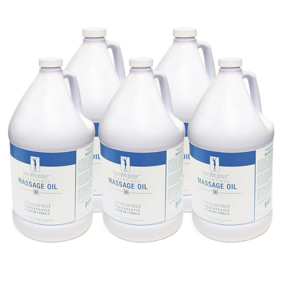 Master Massage 1 gallon oil pack