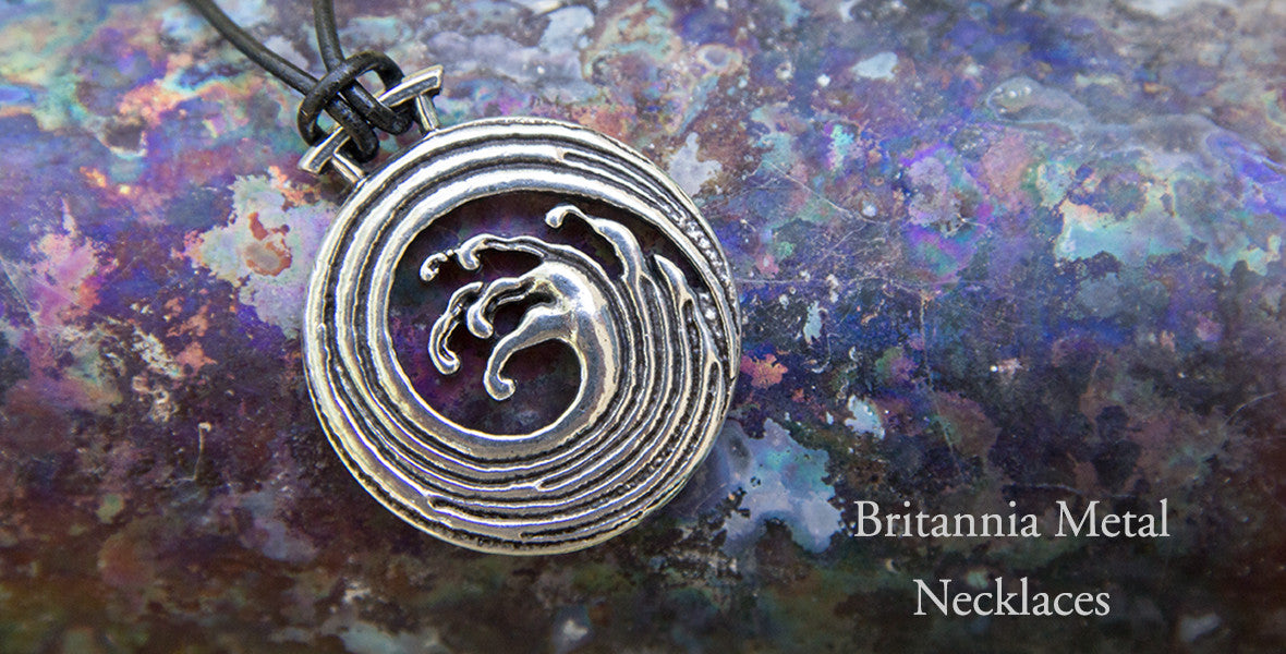 Britannia Metal Necklaces