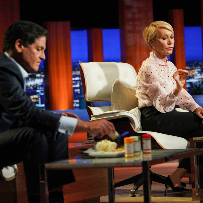 Behind the Scenes of ABC's Shark Tank with Khasha & Maynard (And What's Next for JADA Brands)