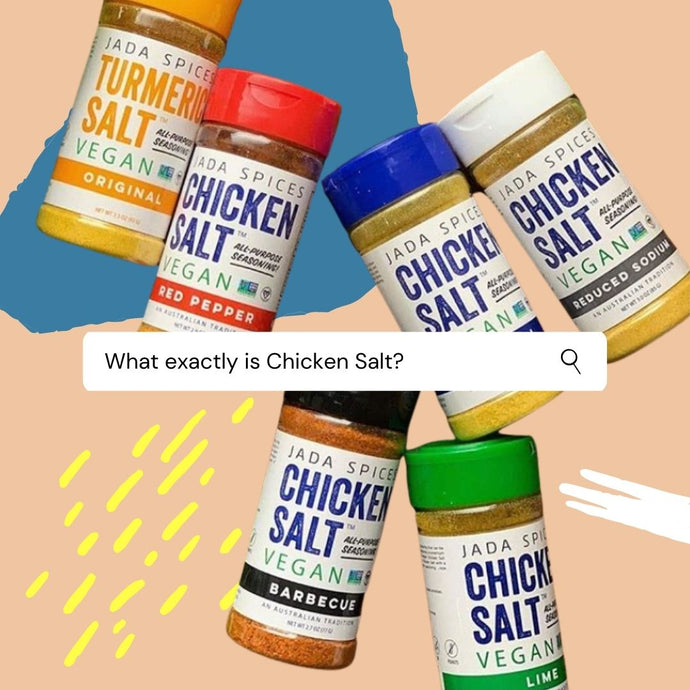 Chicken Salt Is Your (Healthy) Missing Ingredient