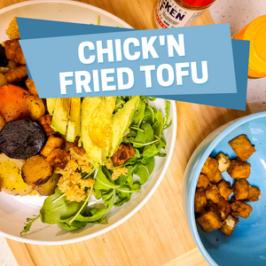 Chick'n Fried Tofu