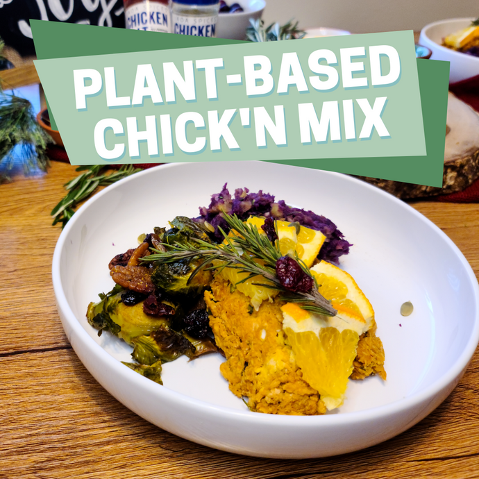 What The Heck is Plant-Based Chicken?